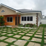 2 bedroom estate house to let at Oyarifa near Adenta, Accra