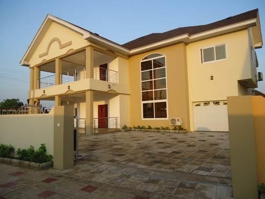 4 bedroom townhouses to let in Adjiringanor – East Legon Accra Ghana