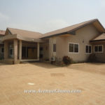 4 bedroom house on 3 plots for sale at Oyarifa near Adenta, Accra