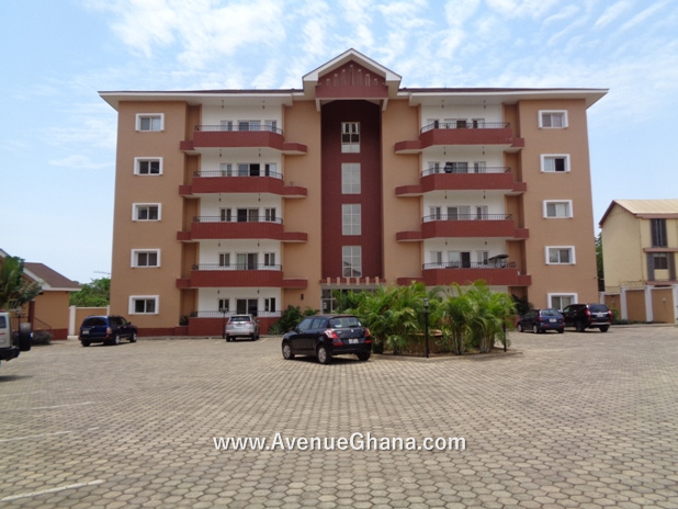 Apartment for rent in Accra Ghana: 3 bedroom furnished apartment to let at Airport Residential Area
