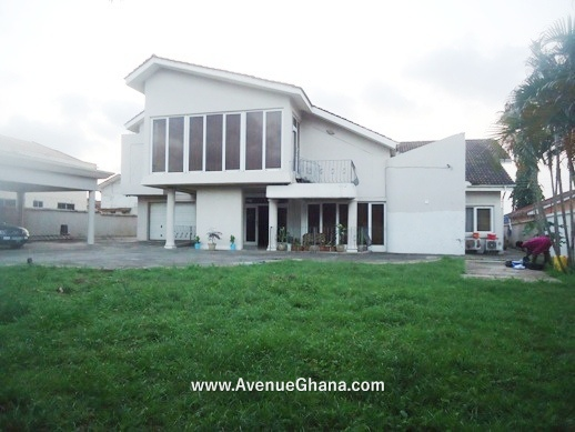 5 bedroom house to let at West Legon near West Legon Police Station, Accra