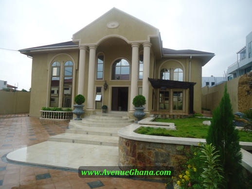 For rent, Executive 6 bedroom house to let near Regimanuel Estates, Spintex in Accra Ghana