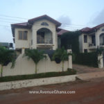 4 bedroom house with 1BQ to let at Adjiringanor, East Legon