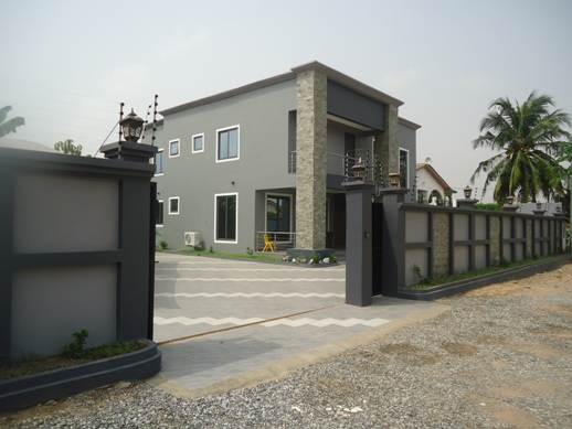 4 bedroom furnished house for sale at Dome near Achimota in Accra