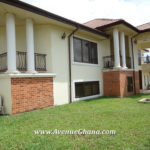 6 bedroom house with swimming pool for RENT in East Legon near A&C Shopping Mall Accra
