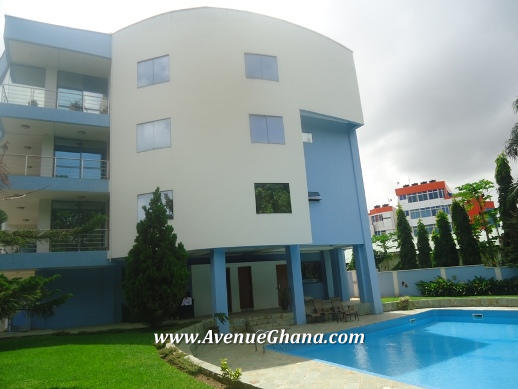 3 bedroom apartment at Airport Residential Area for rent in Accra Ghana