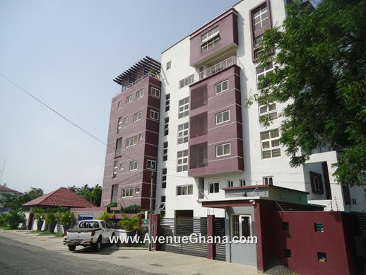 2 bedroom furnished apartments for rent in Cantonments Accra Ghana