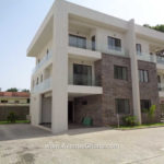 Executive 5 bedroom townhouse with swimming pool for rent in Airport Residential Area, Accra