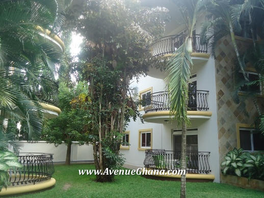 3 bedroom furnished apartment for rent in Airport Residential, Accra Ghana