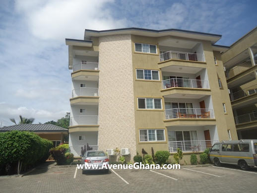 4 bedroom furnished apartment for rent at Airport Residential Area in Accra