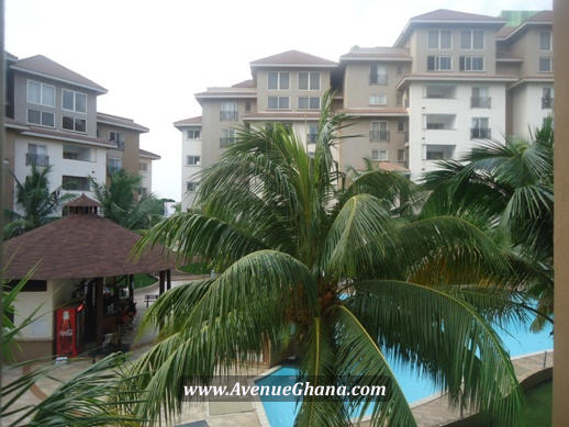 4 bedroom apartment for rent at Villagio in Airport Residential, Accra Ghana
