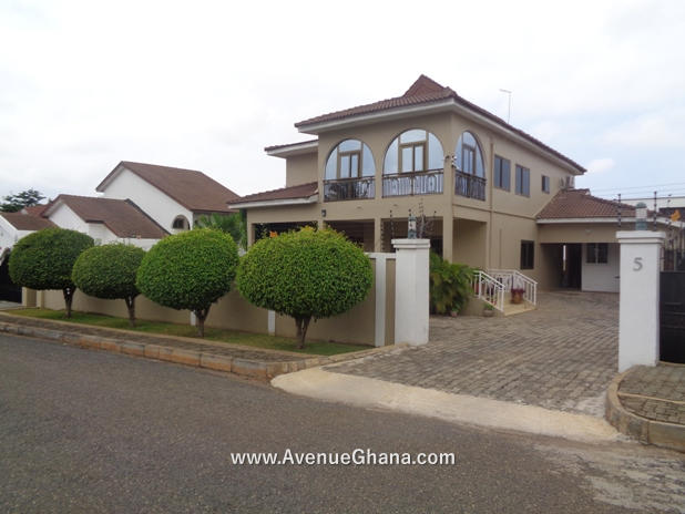 3 bedroom estate house for sale in Airport Hills Accra Ghana