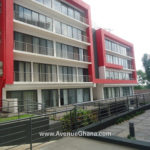 2 bedroom furnished apartment with swimming pool for rent in Airport Residential, Accra