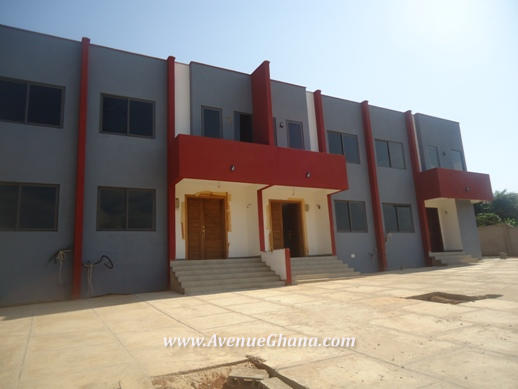 Townhouses for sale at Ofankor Barrier near Achimota in Accra
