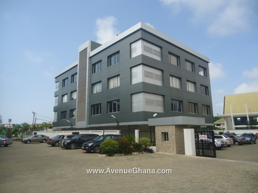 Commercial Property: Executive office facility for rent in Cantonments, Accra Ghana