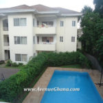 3 bedroom apartment for rent at East Legon near the French School