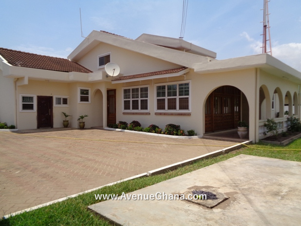 4 bedroom house for rent in East Legon near A&C Shopping Mall, Accra