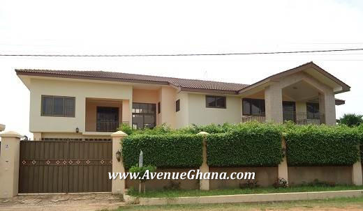 13 bedroom furnished house for rent at East Legon, Accra