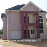 4 bedroom house with 2 BQ for sale near PH Hotel, East Legon