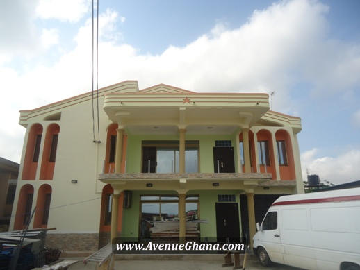 3 bedroom apartments for rent at Kisseman, near Achimota SHS, Accra