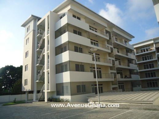 3 bedroom apartment for rent in North Ridge, Accra