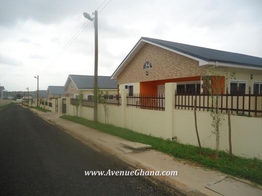 3 bedroom estates house for sale at Oyarifa near Adenta in Accra