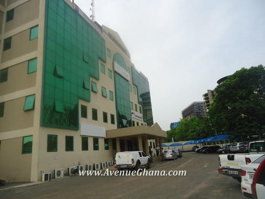 Commercial Property in Accra: Office Complex for rent at Airport Residential Area in Accra Ghana