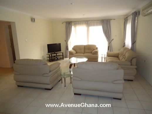 3 bedroom furnished apartment in Airport Residential Area for rent