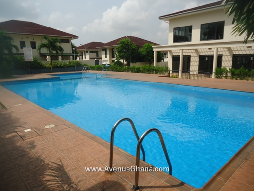 Accra Ghana 4 bedroom penthouse for rent in Cantonments near GIS