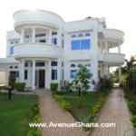 7 bedroom furnished house with swimming pool for rent in Kisseman Legon Accra Ghana
