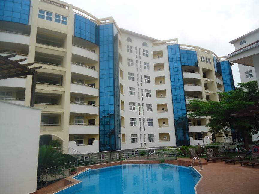 3 4 5 bedroom house for rent in Accra Ghana