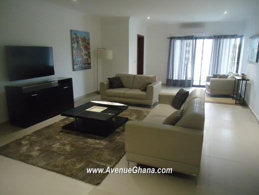 Furnished apartments for rent in Dzorwulu, Accra Ghana