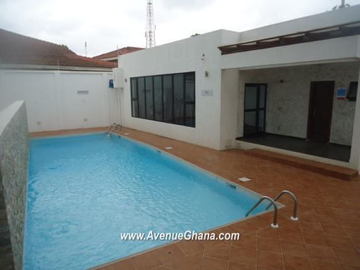 Executive 1, 2 and 3 bedroom apartments to let at Dzorwulu near Dzorwulu Golf Club, Accra