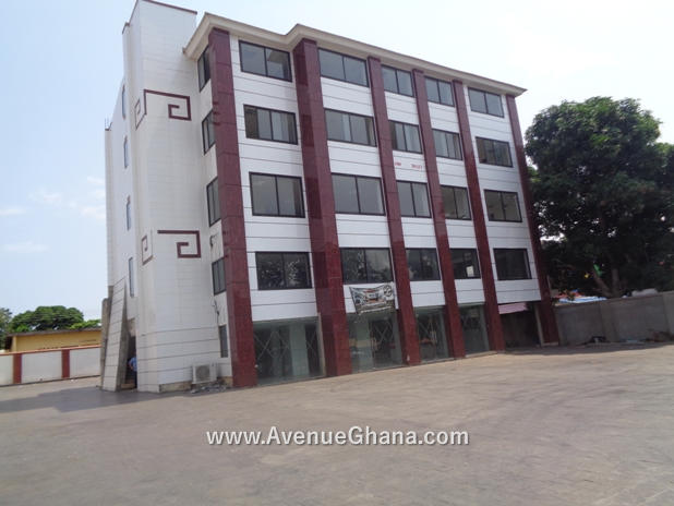 Commercial Property – Office building for sale at Roman Ridge in Accra Ghana