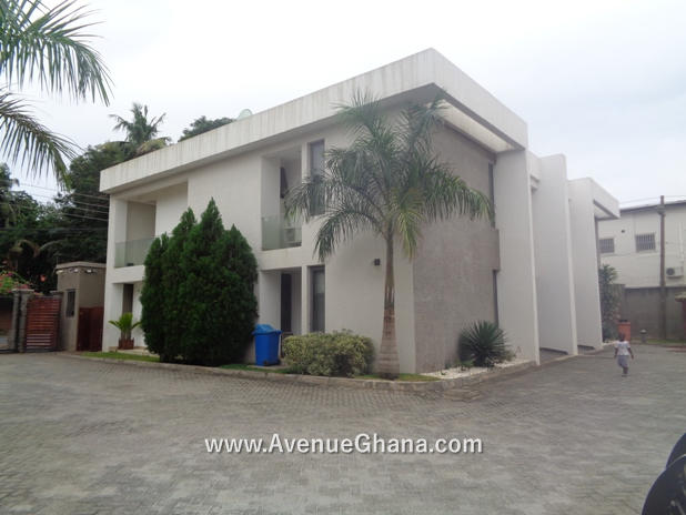 3 bedroom house for rent in North Ridge Accra Ghana