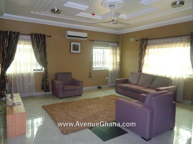 Executive 3 bedroom apartment for rent at Adjiringanor in East Legon Accra Ghana