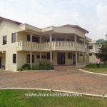 4 bedroom house with 3 bedroom outhouse for rent in East Legon, Accra