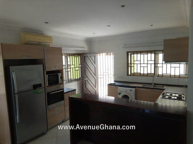 3 bedroom house for rent in Cantonments near the American Embassy in Accra 2