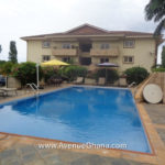 3 bedroom apartment to let at Cantonments near the Police Headquarters, Accra Ghana