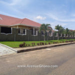 2 5 bedroom estate house with servant quarter for sale at Airport Hills in Accra Ghana