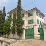 3 bedroom apartment with one bedroom outhouse to let at Abelemkpe in Accra Ghana