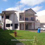 4 bedroom house 2 bedroom outhouse for rent in East Legon Accra