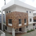 4 bedroom townhouse with outhouse for sale at Airport Residential Area