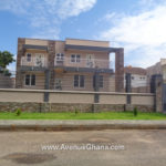 5 bedroom house with 3 bedroom outhouse for rent at Airport Hills in Accra