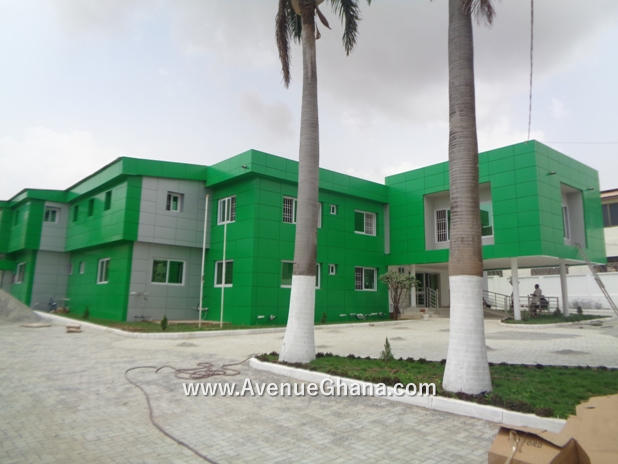 Executive 20 room office commercial property for rent at Abelemkpe in Accra Ghana