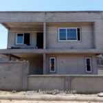3 bedroom semi-completed house with servant room for sale at Tsado near Airport Valley
