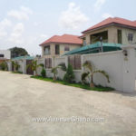4 bedroom house with outhouse for sale at Roman Ridge, Accra