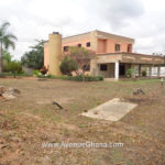 5 bedroom house with swimming pool on half Acre plot of land for sale at Roman Ridge, Accra