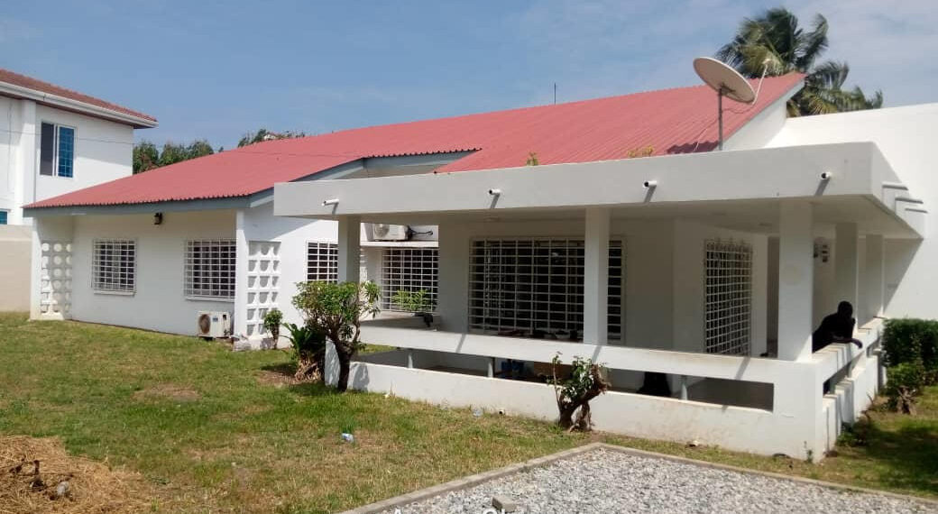 4 bedroom house near American Embassy for rent – in Cantonments, Accra