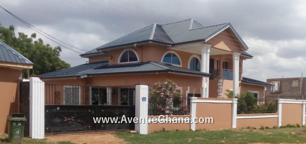 4 bedroom house for rent near Tema International School at Tema Community 21 in Ghana